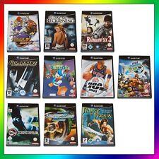 [LF] Lotto 10 giochi Nintendo GameCube. Prince of Persia, Sonic, Sega, Paperino