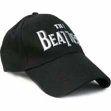 new arrival 4058a 50b07 The Beatles Baseball Black Cap Sonic Shining Drop T Logo One Size Hat  Official