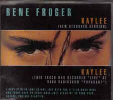 Rene Froger-Kaylee cd maxi single