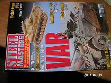 #* Steel Masters n°75 Panzer IV ausf VAB Nagman I