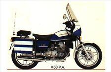 CATALOGO RICAMBI ORIGINALI MOTO GUZZI V 50 III POL./PA VECHIOTIPO 500 1982-1990