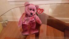 '2000 Signature Bear' Signature Bear - Ty Beanie Baby - MINT - RETIRED
