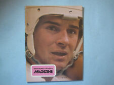 1973/74 VANCOUVER CANUCKS NEW YORK ISLANDERS NHL HOCKEY PROGRAM GERRY DESJARDINS