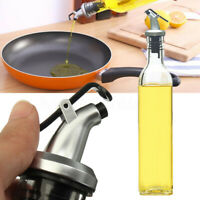 Ölflasche 500ml Spender olivenöl 18oz ausgießer in glasflaschen küche Glas