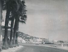 ALPES-MARITIMES c. 1940 - 5 Photos  Cannes  Provence  - L 92