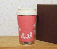 NIB! Starbucks Japan / Matte Pink TOGO Tumbler / Elma / 355ml / in BOX