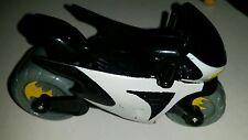 MARVEL SUPER HERO SQUAD IMAGINEXT - WOLVERINE  BATMAN MOTORBIKE