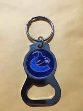 Vancouver Canucks Bottle Opener Key Chain *NEW*