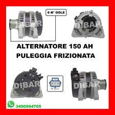 ALTERNATORE 150AH FORD FOCUS C-MAX 1.6 TDCi DA 2005 A 2007 3M5T10300PD