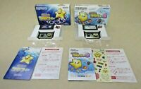 Gameboy Advance GBA Legend of Starfy 1 and 2 Nintendo Legendary box manual Japan