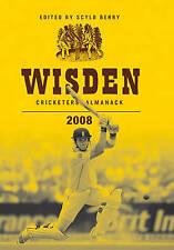 Wisden Cricketers' Almanack 2008, Scyld Berry, New Book