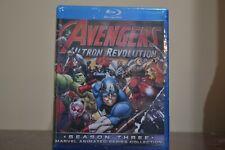 Avengers Assemble Season 3 Blu-ray Set