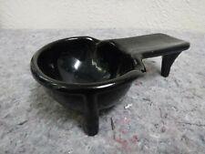 Enameled Cast Iron Ladle Rest-Signed