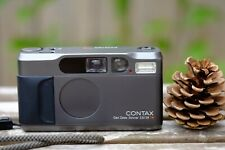 Contax T2 film camera Titan Black (Gery)