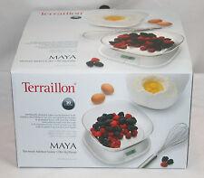 Terraillon Maya Kitchen Scale – 11lb Capacity – NEW In Box!