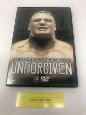 Wwe Unforgiven 2002 Wrestling Ppv Dvd Brock Lesnar vs Undertaker/Angle vs Benoit