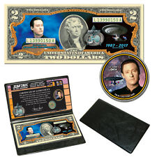 Star Trek: The Next Generation Coin & Currency Collection  - Lt. Comm Data