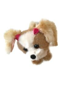 FurReal Friends Bouncy My Happy-To-See-Me Pup Puppy Dog ELECTRONIC Toy Works