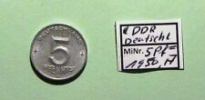 Sehr schöne Münzen der DDR aus Aluminium