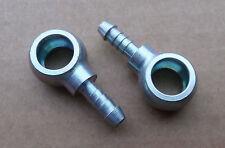Ringschlauchnippel Ringnippel mit Ringauge 12 mm DIN 7642 DN 6/4