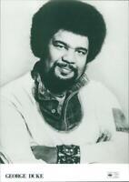George Duke - Vintage photograph 3530470