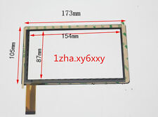 7'' for Allwinner A10,A13,Q8,Witcool X5  touch screen digitizer  1zh#
