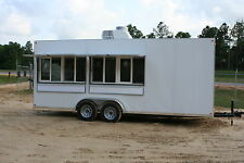 2021 7 x 20 Concession Trailer / Mobile Kitchen