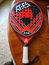 Racchetta Padel Ares AXE con fodero originale