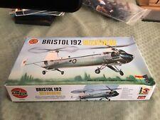 New ListingAirfix 1/72 Bristol 192 Belvedere Helicopter Model Kit