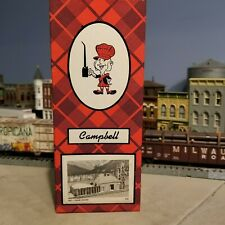 Campbell Scale Models SAND HOUSE HO GAUGE  #358 craft wood kit NIB