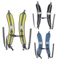 Replacement Backpack Shoulder Strap Adjustable Pair Shoulder Fashionable Hot LS