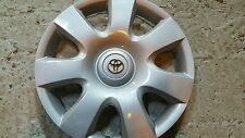 "61115 Toyota Camry 7 Spoke Hubcap Wheel Cover Rim 15"" New 2002 2003 2004"