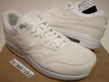 2013 A.P.C. x NIKE AIR MAXIM 1 APC SP Summit White/Summit White 607541-110 sz 10