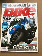 Bike Magazine - May 2005 - GSX-R1000 v ZX-10R v R1 v Blade Speed Triple R6