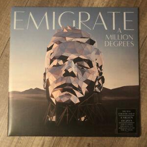 Emigrate – A Million Degrees [12'' VINYL LP] NEW & SEALED