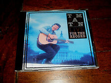 Tom Paxton - Live For The Record 1996 CD NM- Folk