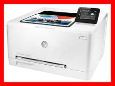 HP M252dw Printer B4A22A Color LaserJet Pro 200 w/ NEW Toners / Drums - REFURB !