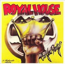 FREE US SHIP. on ANY 2 CDs! USED,MINT CD ROYAL HOUSE: Can You Party? [Bonus CD]