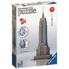 PUZZLE 3d Ravensburger EMPIRE STATE BUILDING NEW YORK