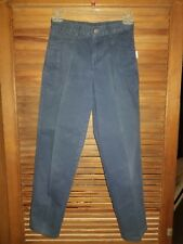 Vintage Bugle Boy blue dress pants .Boys regular size 10