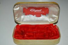 Nice Vintage ELGEET Rochester New York Navitar Camera Lense Hard Case Box ONLY