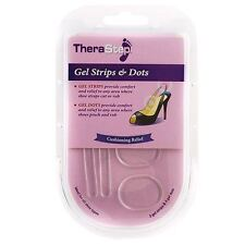 Therastep Gel Strips & Dots | Gel Protection for Ladies Strappy Shoes / Sandals