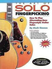 The Art of Solo Fingerpicking: How to Play Alternating-Bass Fingerstyle Guitar S