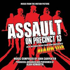 ASSAULT ON PRECINCT 13 / DARK STAR - Music from the John Carpenter Scores