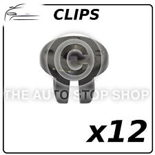 Clips Doors Pannels Front Door To Fit Nissan X-Trail Part Number 11778 - 12pk