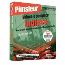 Pimsleur English for Italian Quick & Simple Course - Level 1 Lessons -exlibrary-