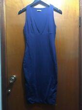 Kookai  PLUNGE V NECK  Dress   Sz 1  FREE POST (F10)