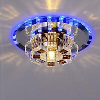 K9 L96 Modern Crystal LED Ceiling Light Pendant Lamp Fixture Lighting Chandelier