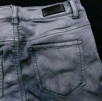 Celebrity Pink Skinny Light Gray Wash Jeans Size 3 Women's