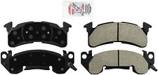 Disc Brake Pad Set-AmeriStar Metallic Front,Rear Autopartsource STM153